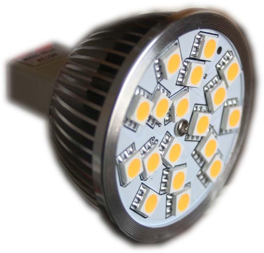 Ampoules GU10 smd