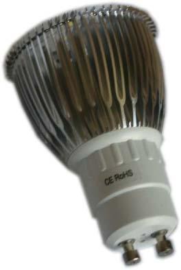 Ampoule GU10 5 watts - 60 degrés
