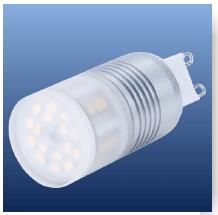 Ampoule G9 3 watts à led