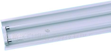 Reglette double de 120 cm pour T5 avec tubes
