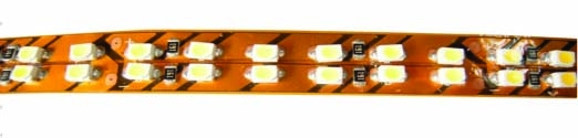 Ruban à led Simple de 120 led SMD 3528 par 5 mètres