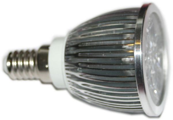 E14- 5 watts 60°