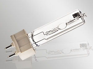 G12 à décharge halogénure métallique