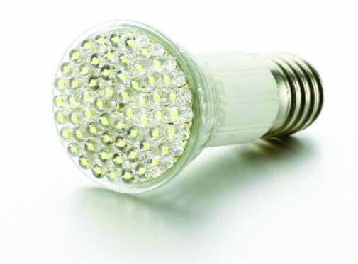 E27 1 à 3 watts à led SMD ou diode