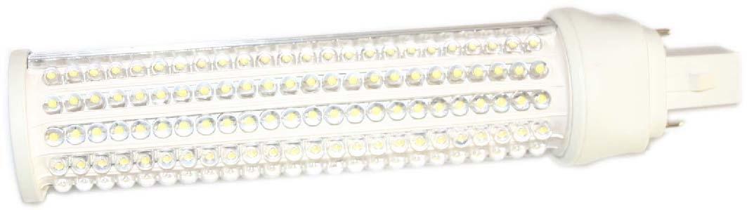 Ampoules G24- 7 watts à led