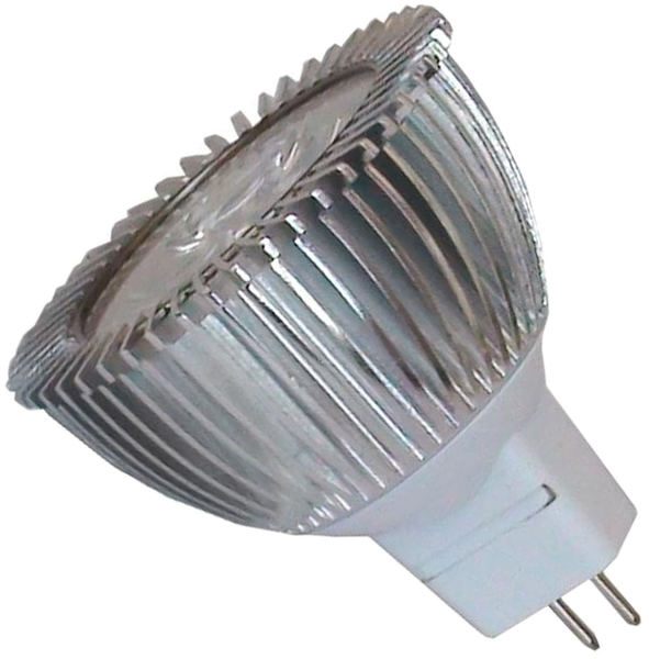 MR16 3X1 watts à led