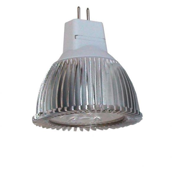MR16 3X1 watts à led- 1