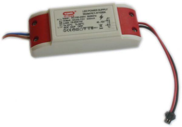 Transfo 18*1watts à led encastrable
